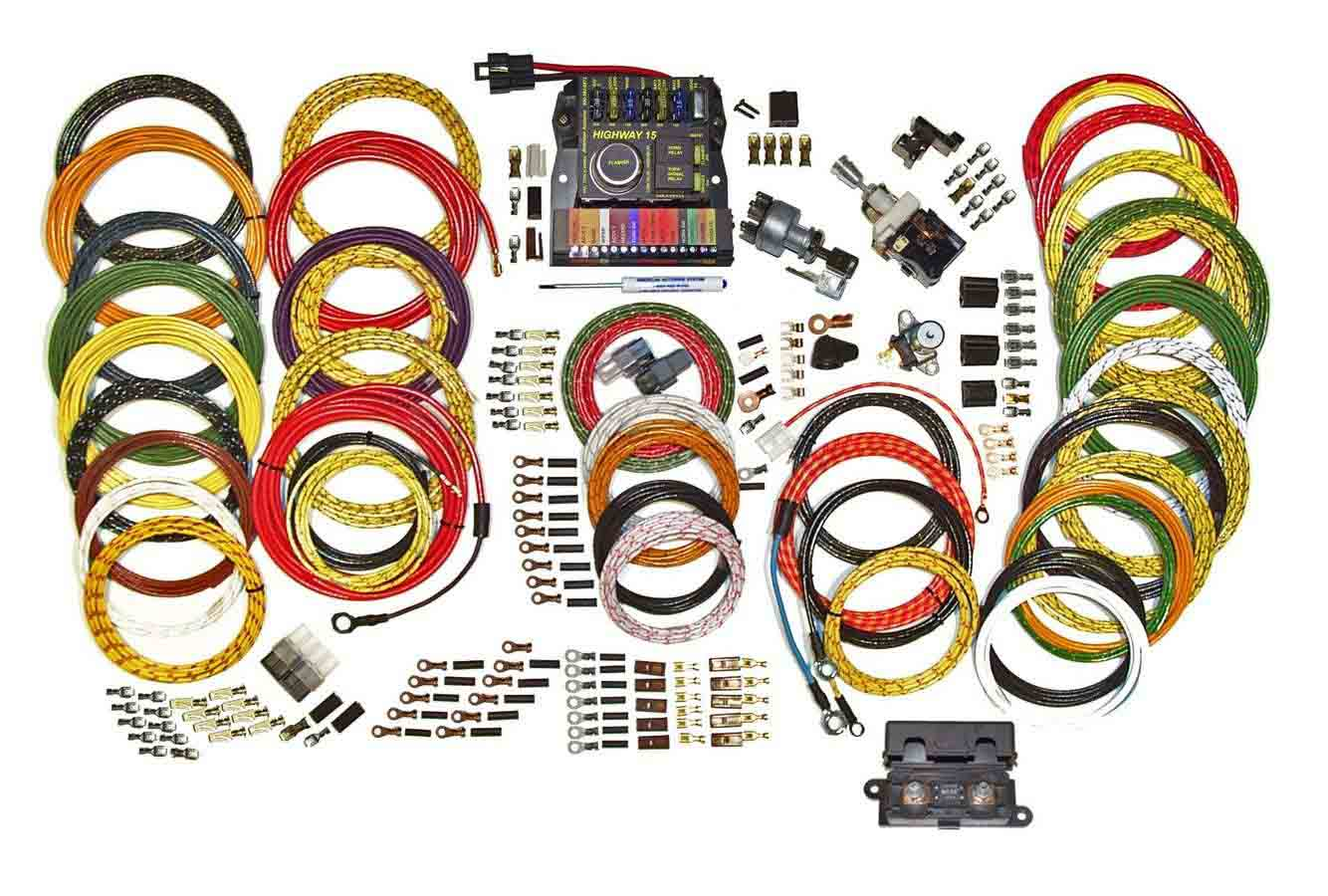 Shop For Full Wiring Harness