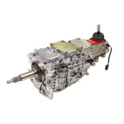 TRANSMISSION, TKO-500, MANUAL, 5 SPEED, 26 INPUT SPLINE, 31 OUTPUT SPLINE, ALUMINUM, NATURAL, FORD,