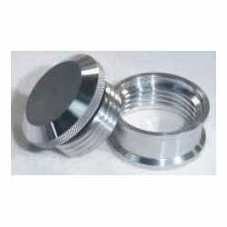 "CAP AND BUNG ASSEMBLY, PRO 2.75"" STYLE, ALUMINUM BUNG"