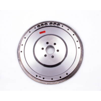 FLYWHEEL, 157 TOOTH, 23 LB, SFI 1.1, BILLET STEEL, 28.2 OZ EXTERNAL BALANCE, SMALL BLOCK FORD,