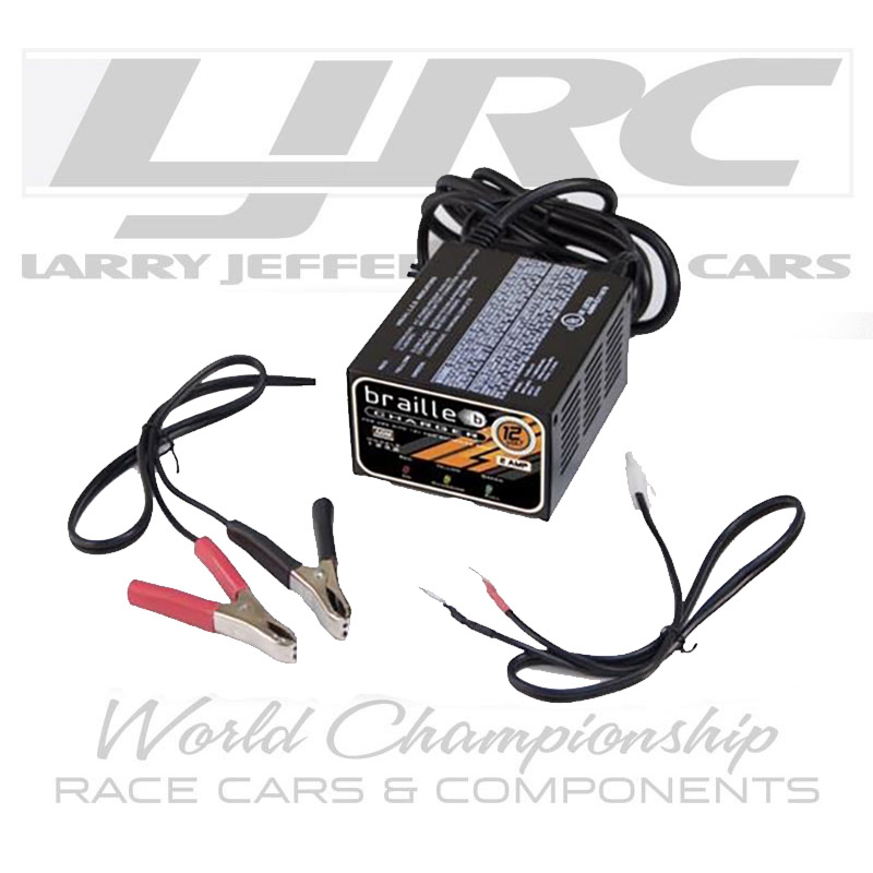 electronic batt charger 2 amp    ljrc performance parts
