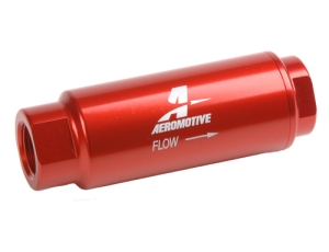 BILLET FUEL FILTER AEROMOTIVE