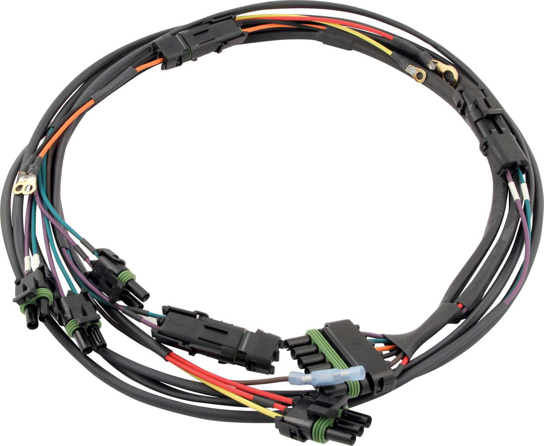 Ignition Harness - Single Box Dual Trigg. IGNITION WIRING HARNESS -  WEATHERPACK - DUAL PICKUP DISTRIBUTORS/QUICKCAR DUAL PICKUP SWITCH PANEL ...
