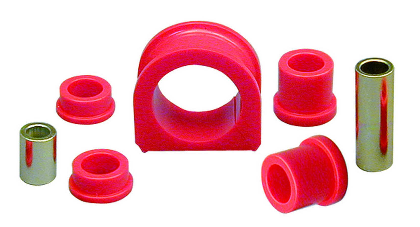 Prothane 8-701-BL Black Rack and Pinion Bushing Kit