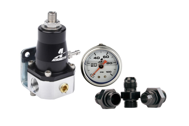 AEROMOTIVE 13130 FUEL PRESSURE REGULATOR KIT