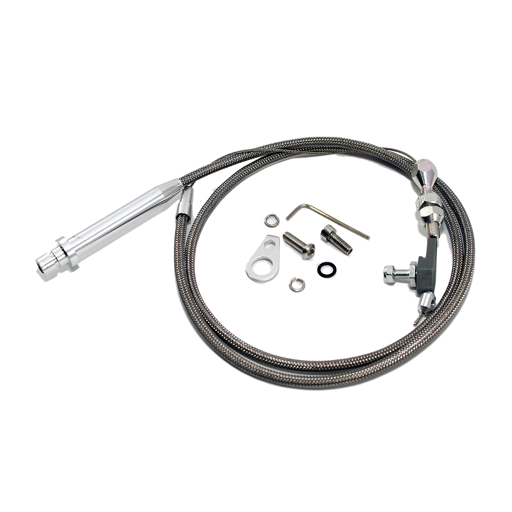 th350 transmission tuned port kickdown cable kit