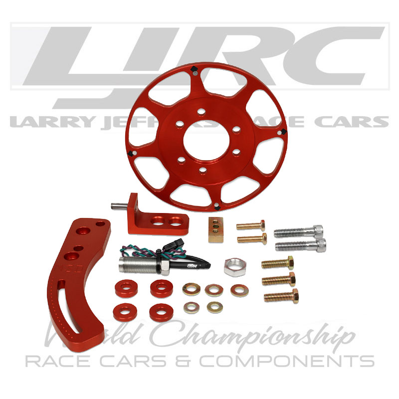 Crank Trigger Kit BB Chevy 8'' Ballancer :: LJRC