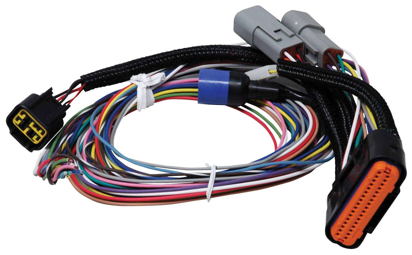 Msd 8860 Wiring Harness Library Replacement 7730 Power Grid Ignition