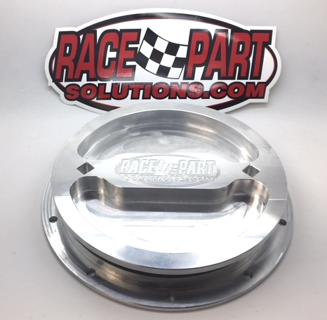 BILLET INTERCOOLER TANK LID AND BASE 830001 800001