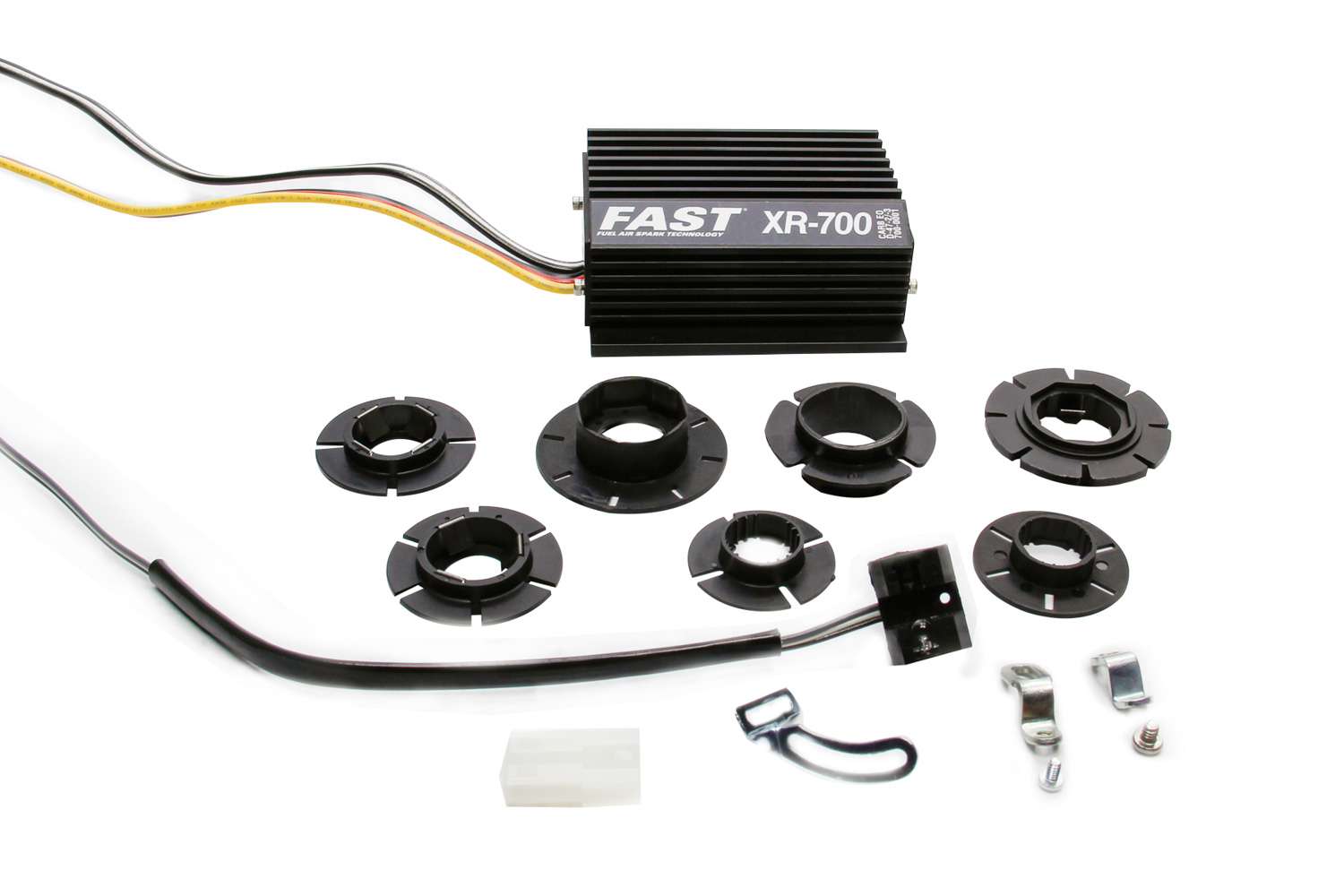 FAST 700-0300 XR700 Points-to-Electronic Ignition Conversion Kit ...
