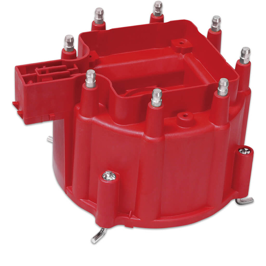 Shop For Msd Ignition Dave Poskes Performance Parts 78 Gm Hei Module Distributor Cap Red