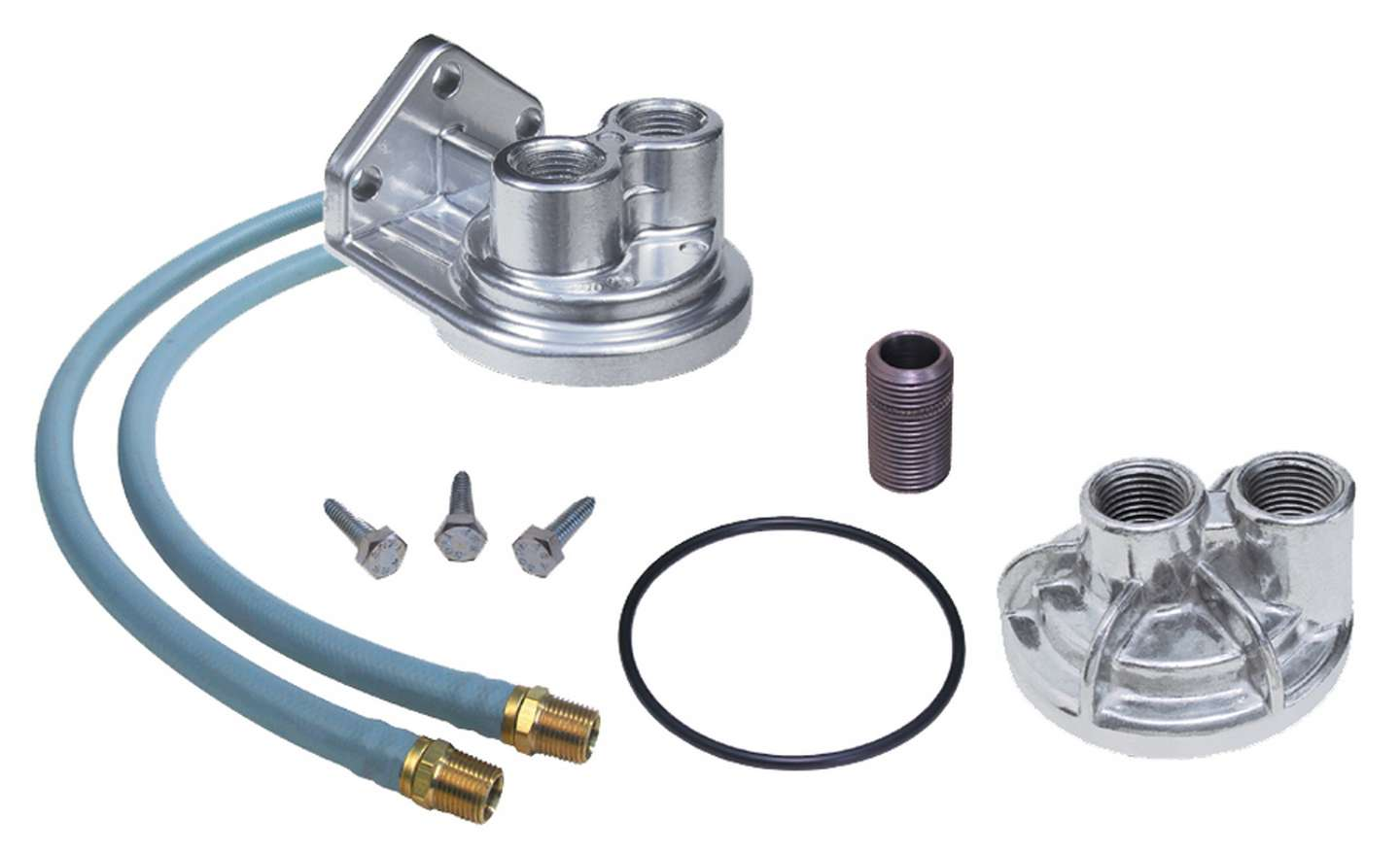 TRA1413 Trans-Dapt Performance Products 1413 Spin-On Oil Filter Bypass Adapte