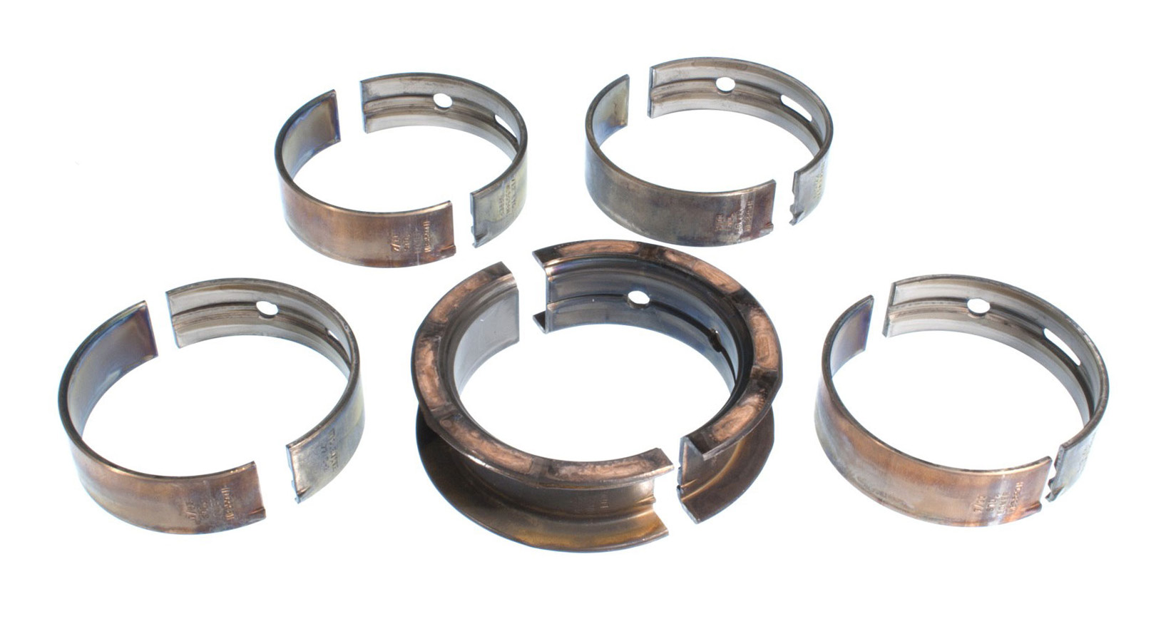 Clevite MS2321HX Main Bearing Set