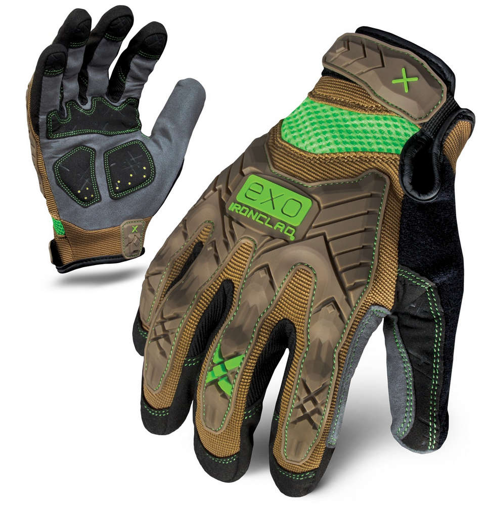 Ironclad EXO2-MWR-04-L EXO Modern Water Resistant Gloves