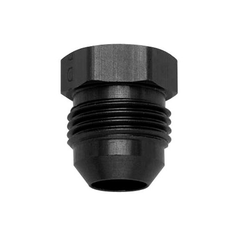 37* AN -3 BLACK PLUG ALUMINUM ANODIZED
