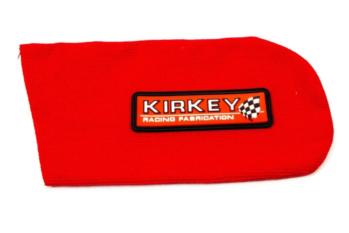 Kirkey Racing Seat Mountable Head Support Red Right-Side RH