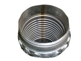 ALUMINIZED STEEL ENDS