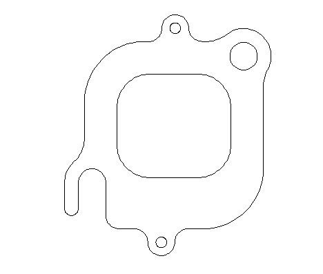 Cometic Gasket C5668-040 MLS .040 Thickness 4.670 Head Gasket for Big Block Ford 460