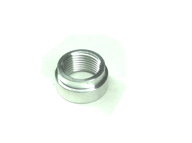ALUMINUM O2 SENSOR BUNG02 O2 OXYGEN SENSOR BUNG PLUG WELD IN WELD ON AFR WIDE BAND AIR FUEL RATIO INNOVATE AEM HOLLEY BIG STUFF BOSCH EXHAUST GAUGE TUNE TUNING VIBRANT