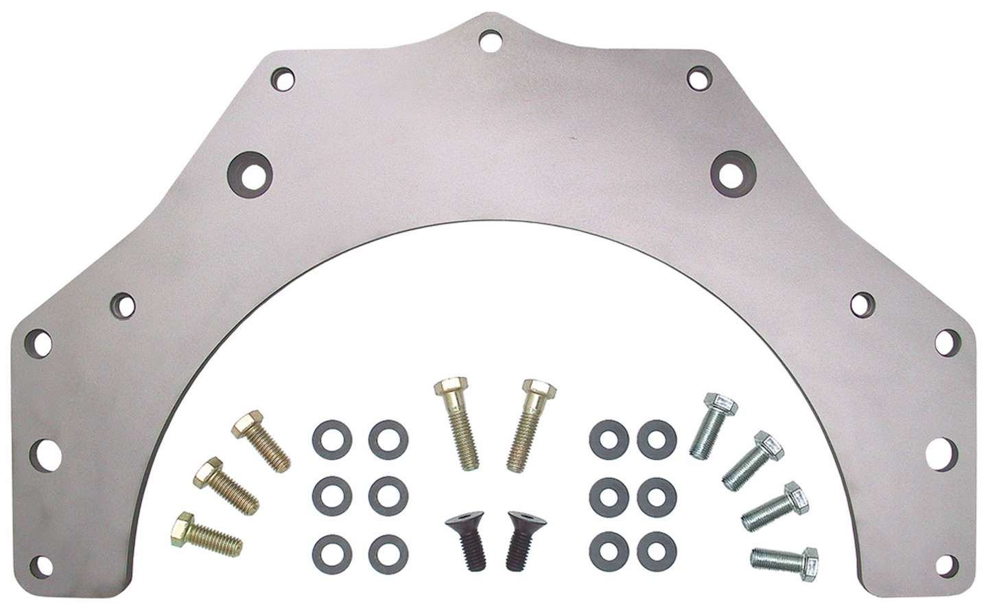 62 Sbc To Bop Th350 400 Trans Adapter Etheridge Race Parts Chevy 350 Engine And Transmission