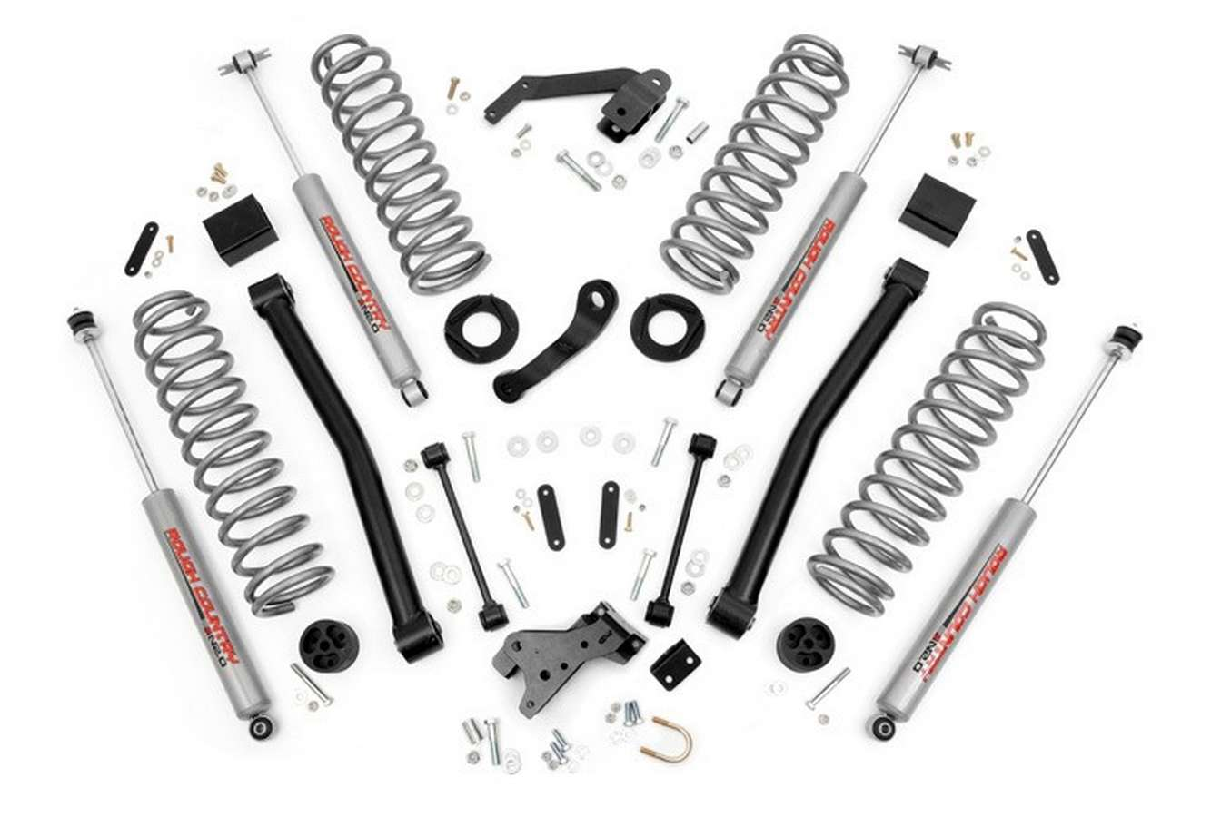 Shop For Lift Kits And Components Arob Performance Parts Jeep Wrangler Front Suspension Diagram Jk 35 Inch Series Ii Suspe Kit