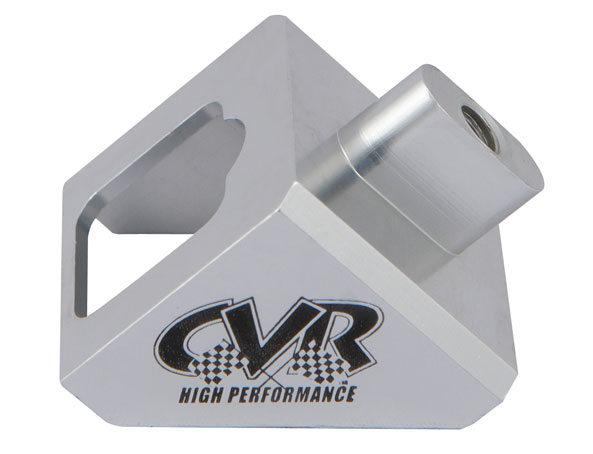 CVR Performance 64150BL 4150 Blue Throttle Cable Bracket for GM and Morse