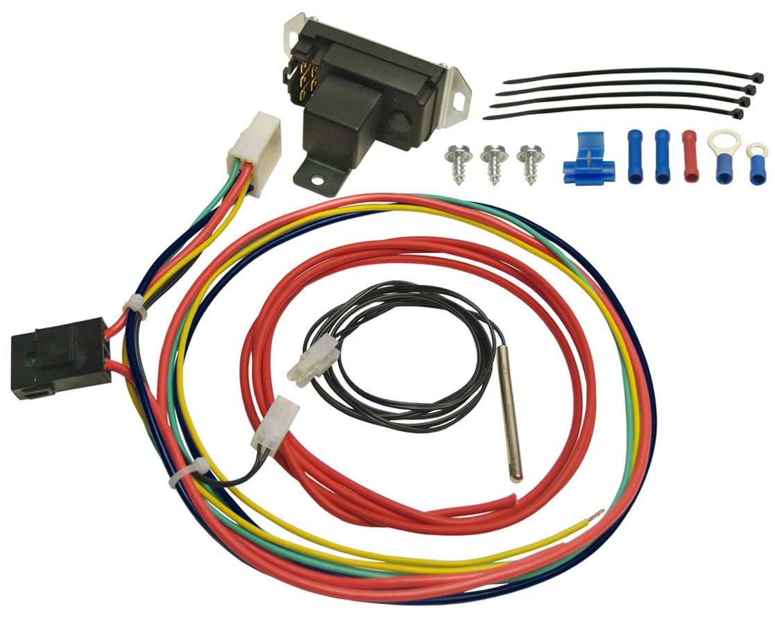 shop for electric fan wiring and components racecar engineering