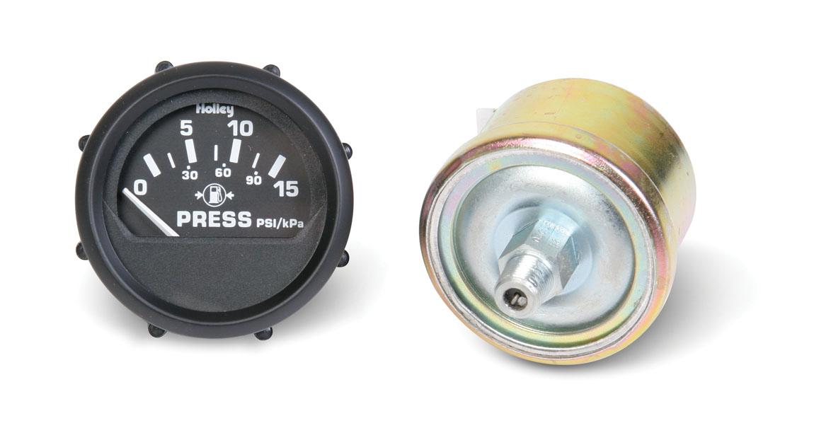 Fuel Press Gage KIT-ELECTRIC :: Performance Auto
