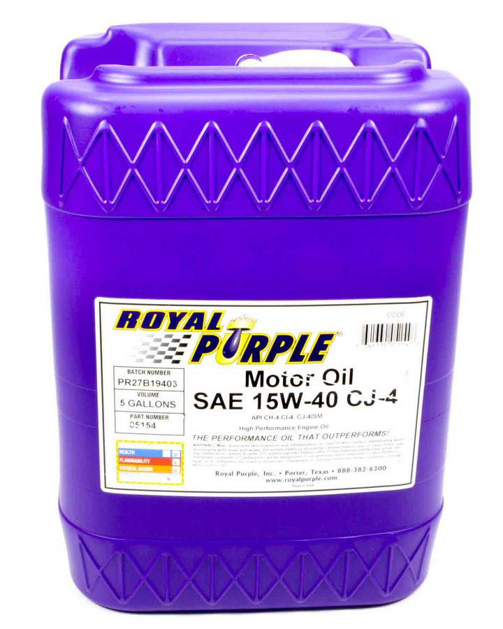 Shop for ROYAL PURPLE SYNTHETIC OIL :: Racecar Engineering