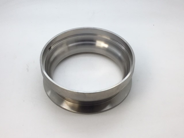 S300 DOWNPIPE FLANGE 4 INCH STAINLESS STEEL BORG WARNER