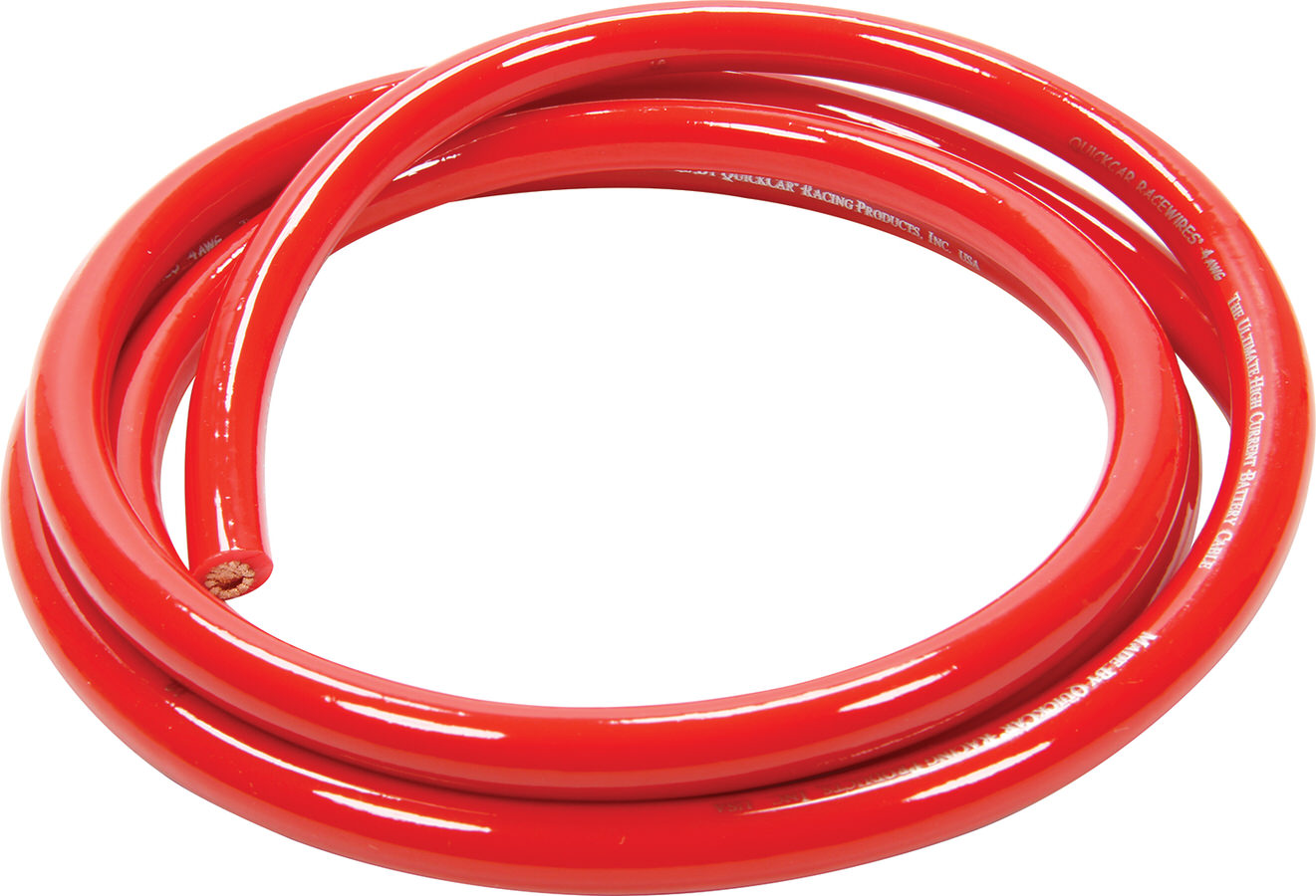 Motorcycle & ATV Quickcar Racing Products 57-520 5/16 Hole Power Ring for 4-Gauge Cable