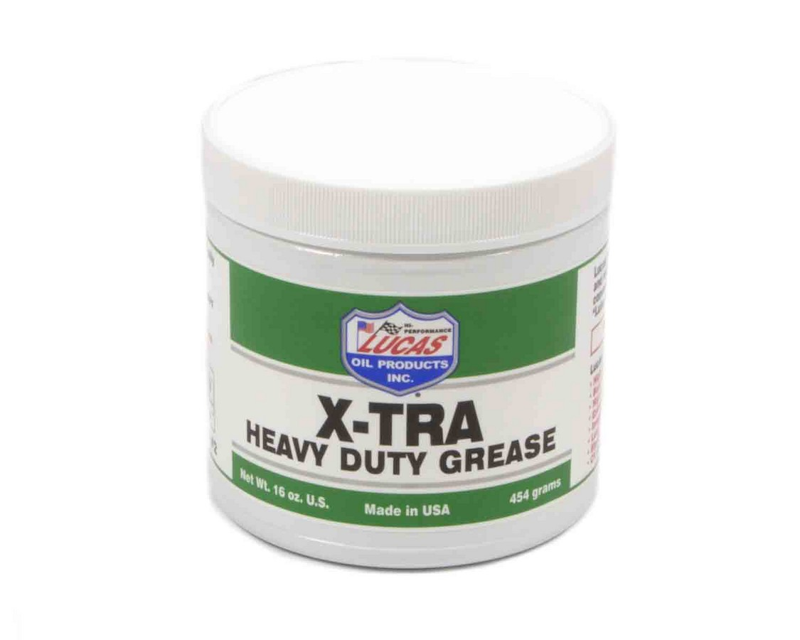 Lucas Oil 10005 30 Red N Tacky Grease